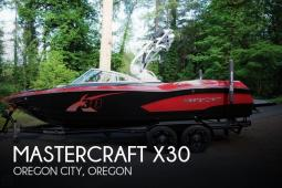 2013 Mastercraft X30