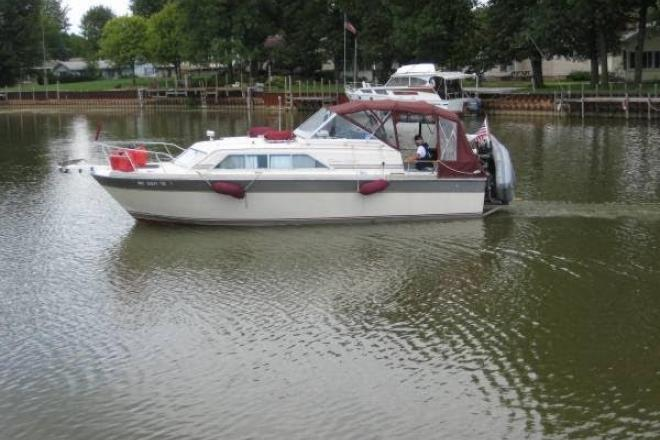 1980 Chris Craft Catalina - For Sale at Au Gres, MI 48703 - ID 125044
