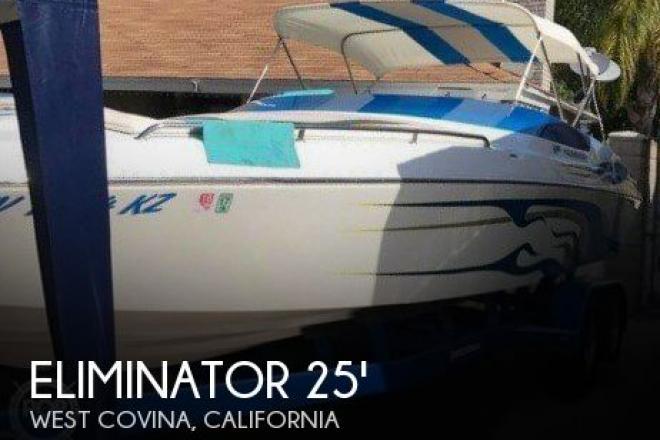 2003 Eliminator 25 Eagle XP - For Sale at West Covina, CA 91790 - ID 124883