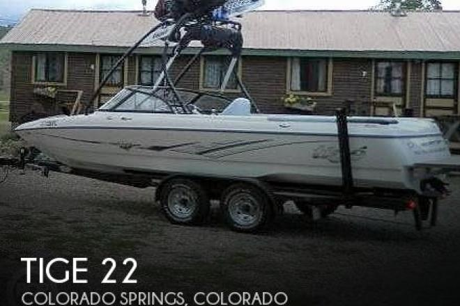 2002 Tige 22i Type R - For Sale at Colorado Springs, CO 80941 - ID 125085