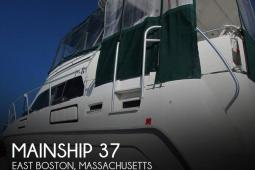 1995 Mainship 37