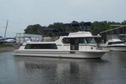 2000 Harbor Master 52 Widebody