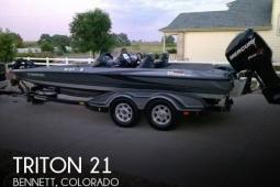 2008 Triton 21 X2