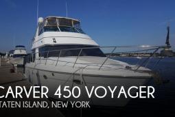 2000 Carver 450 Voyager