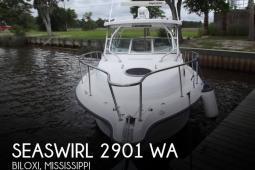 2006 Seaswirl 2901 WA