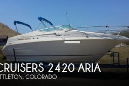 1996 Cruisers 2420 Aria