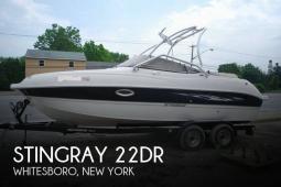 2009 Stingray 220DR