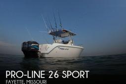 2000 Pro Line 26 Sport