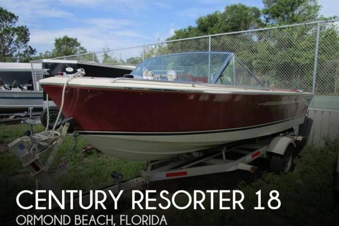 1983 Century Resorter 18 - For Sale at Ormond Beach, FL 32173 - ID 124412
