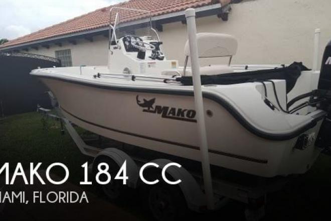 2012 Mako 184 CC - For Sale at Miami, FL 33177 - ID 82881