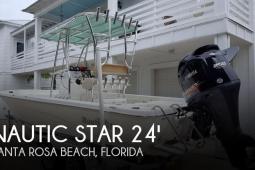 2017 Nautic Star 2400 Sport