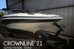 2012 Crownline 215 SS