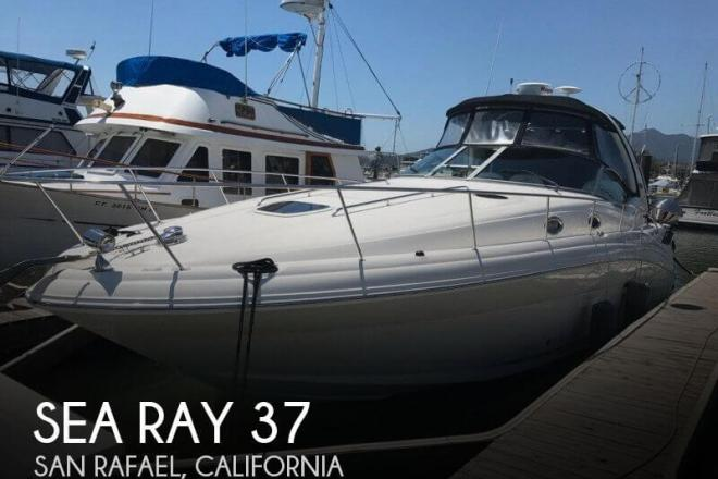 2007 Sea Ray 340 Sundancer - For Sale at San Rafael, CA 94901 - ID 125711