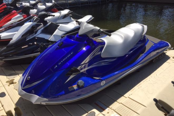 2007 Yamaha VX Deluxe - For Sale at Osage Beach, MO 65065 - ID 111230