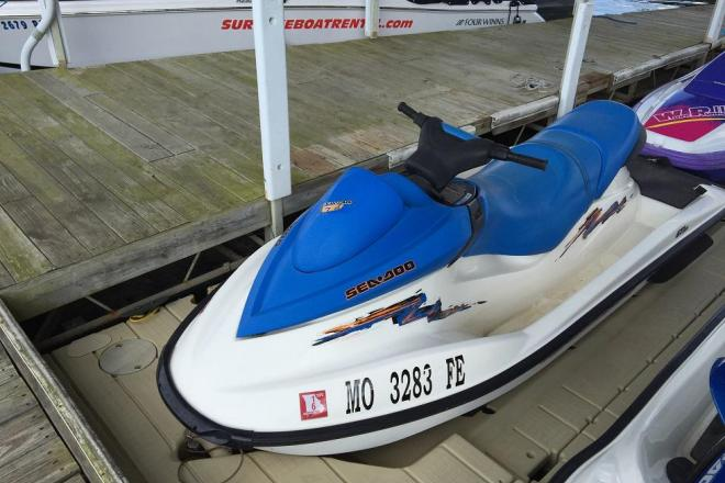 2004 Sea Doo GTI RFI - For Sale at Osage Beach, MO 65065 - ID 97321