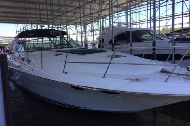 2001 Sea Ray 410 Express Cruiser - For Sale at Osage Beach, MO 65065 - ID 125743