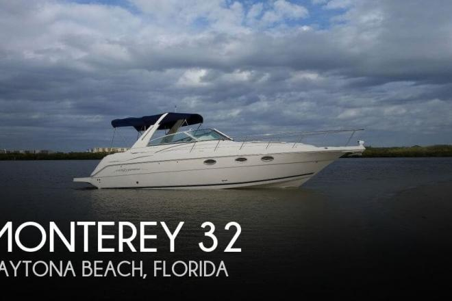2002 Monterey 322 Cruiser - For Sale at Daytona Beach, FL 32198 - ID 125782