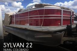 2015 Sylvan 8522 LZPB