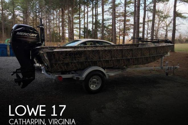 2015 Lowe 1756 Roughneck - For Sale at Catharpin, VA 20143 - ID 125954