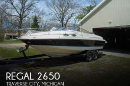 2006 Regal 2650