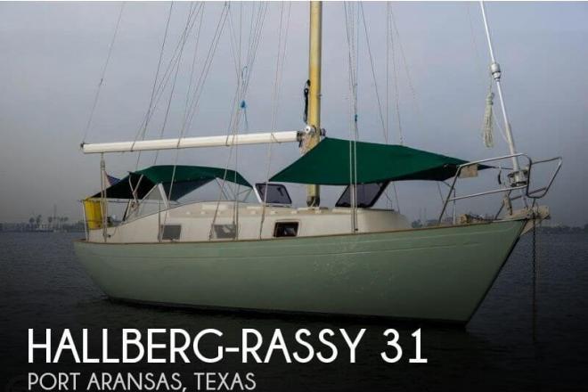 1974 Hallberg Rassy MONSUN 31 - For Sale at Port Aransas, TX 78373 - ID 125980