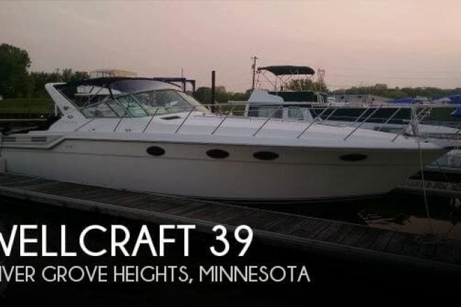 1995 Wellcraft Portofino 43 - For Sale at Inver Grove Heights, MN 55076 - ID 126049