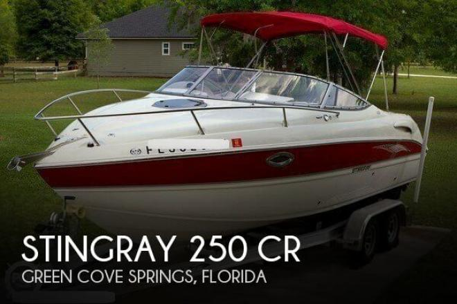 2006 Stingray 250 CR - For Sale at Green Cove Springs, FL 32043 - ID 31505