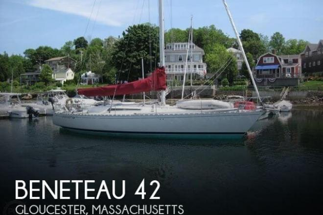 1985 Beneteau First 42 - For Sale at Gloucester, MA 1930 - ID 126103