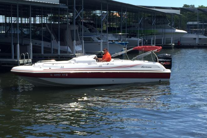 2014 Hurricane SS 232 OB - For Sale at Osage Beach, MO 65065 - ID 126129