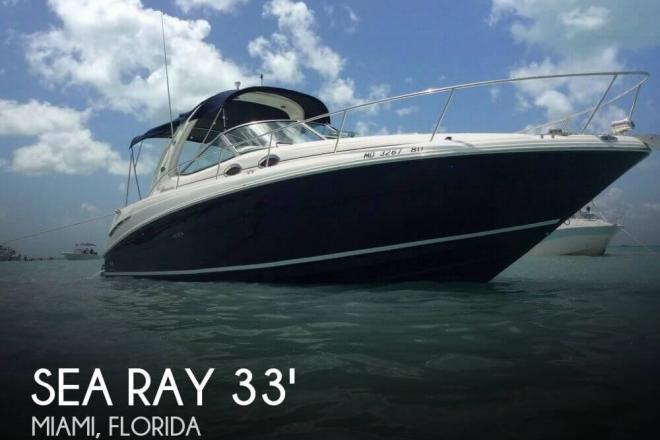 2006 Sea Ray 300 Sundancer - For Sale at Miami, FL 33177 - ID 83221