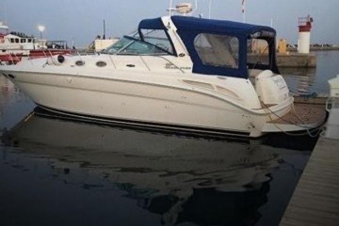 2003 Sea Ray 380 Sundancer - For Sale at Sodus Point, NY 14555 - ID 126288