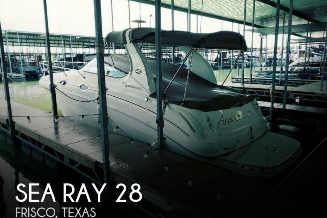 2004 Sea Ray 280 Sundancer - For Sale at Frisco, TX 75033 - ID 126290