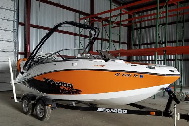 2011 Sea Doo 210 SP - For Sale at Brighton, MI 48114 - ID 111258