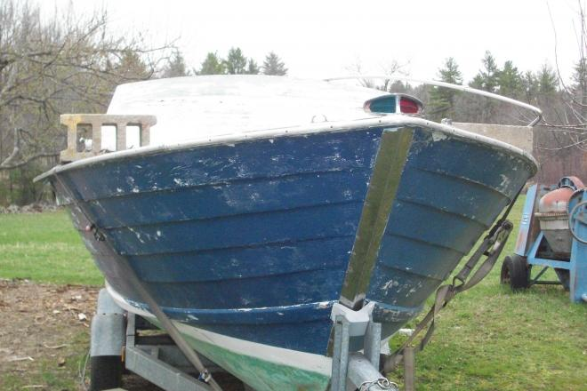 1965 Chris Craft Cutlass-22 Sport - For Sale at Kingston, NH 3848 - ID 126416