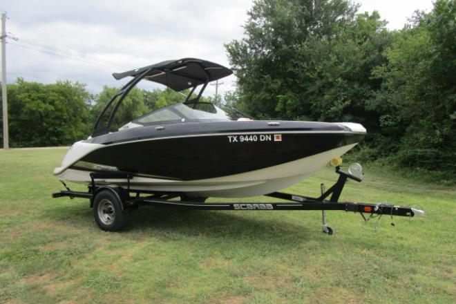 2016 Scarab 195 HO Platinum - For Sale at Lewisville, TX 75077 - ID 126433