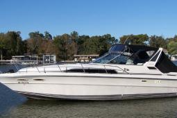 1986 Sea Ray 340 Sundancer