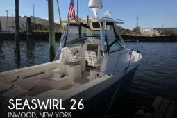 2009 Seaswirl 2601 Striper
