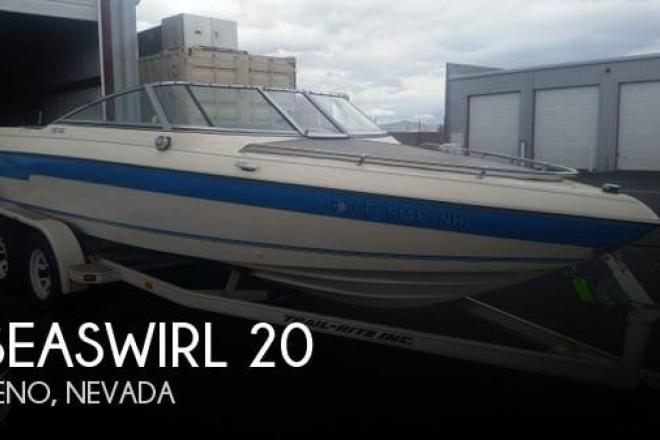 1992 Seaswirl 190 SE - For Sale at Reno, NV 89501 - ID 126455
