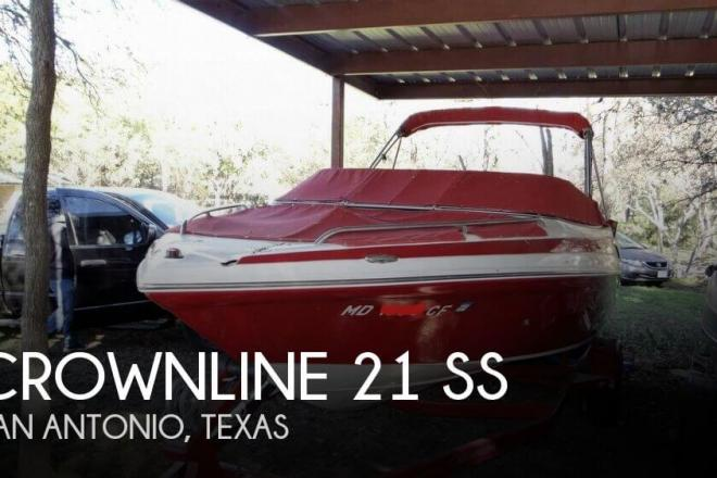 2012 Crownline 21 SS - For Sale at San Antonio, TX 78201 - ID 109897