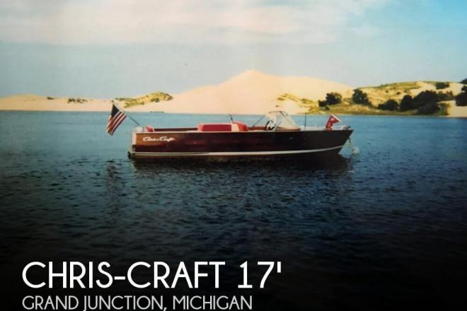 1959 Chris Craft Ski Boat 17 - For Sale at Grand Junction, MI 49056 - ID 125867