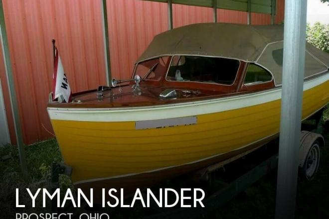 1952 Lyman Islander - For Sale at Prospect, OH 43342 - ID 125472