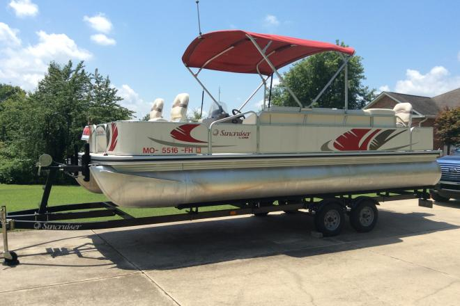 2008 Lowe Suncruiser - For Sale at Dexter, MO 63841 - ID 126776