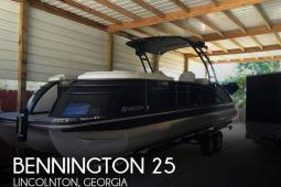 2014 Bennington 2575 QCW