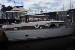 1955 Chris Craft 42 CC Commander