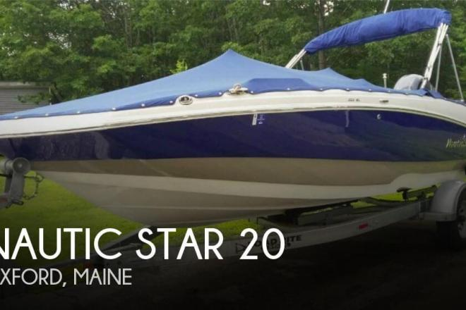 2016 Nautic Star 203 SC - For Sale at Oxford, ME 4270 - ID 126811