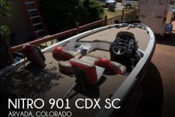 2006 Nitro 901 CDX SC