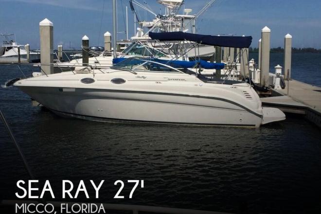 2000 Sea Ray 260 DA Sundancer - For Sale at Micco, FL 32976 - ID 68952