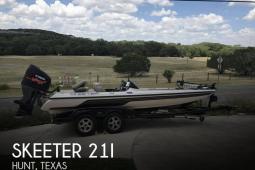 2011 Skeeter 21i