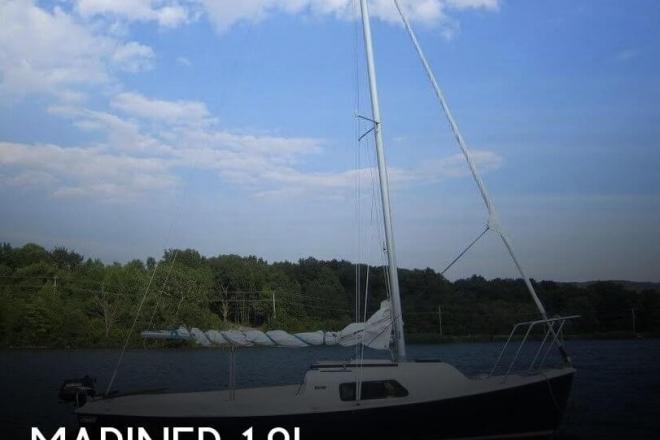 2008 Mariner 19 by Stuart Marine Corp (SMC) - For Sale at East Syracuse, NY 13057 - ID 109758