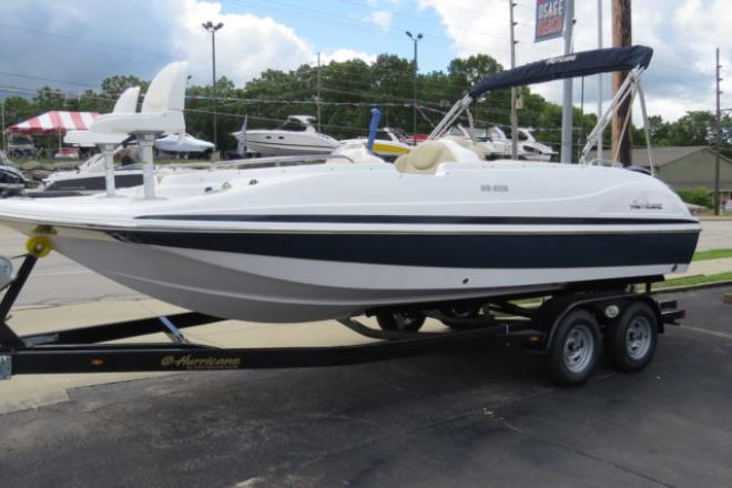 2017 Hurricane SS 202 OB - Sale Pending - For Sale at Osage Beach, MO 65065 - ID 127352